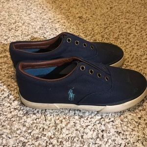 Polo slip on shoes